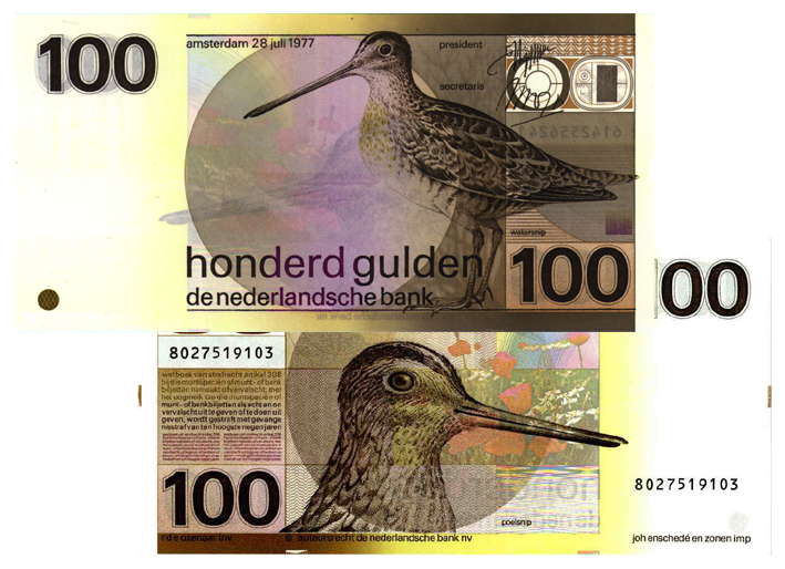 100 gulden 1977 snip 123 1 theo peters numismatiek for Gulden interieur b v