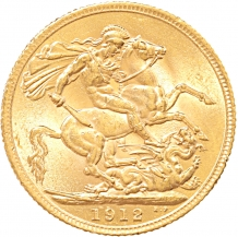 Great Britain Sovereign 10 ex.