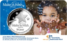 Make-A-Wish Coincard 2018