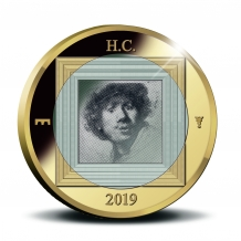 Holland Coincard 2019